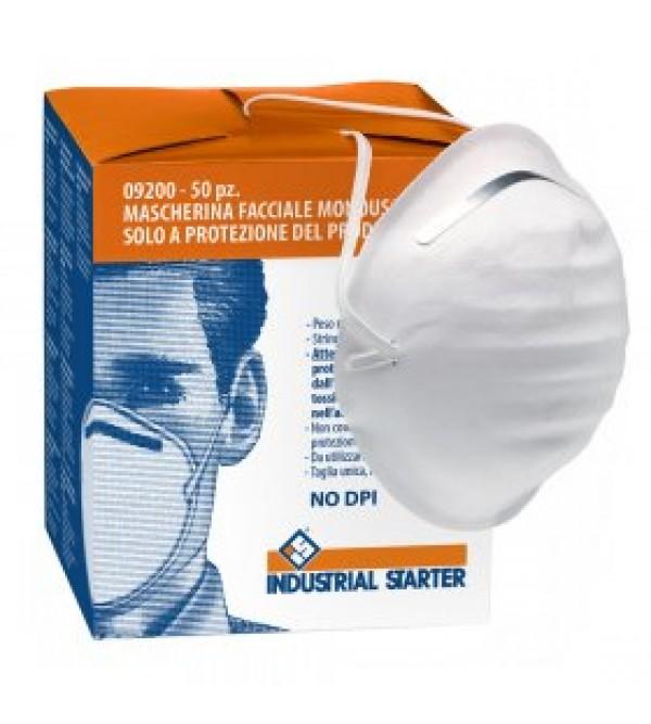 Masques anti-poussières à usage unique Industria...
