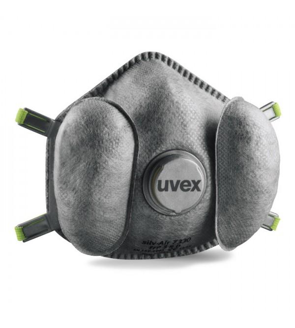 Masque FFP3 Uvex silv-Air e 7330