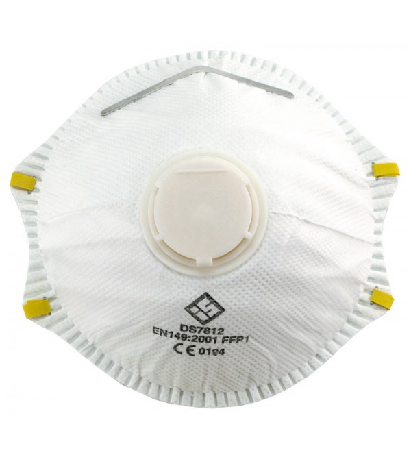 Masque FFP1 avec filtre Industrial Starter DS7812 ...