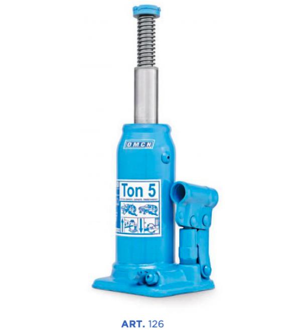 Crics bouteille 5 TON OMCN 126